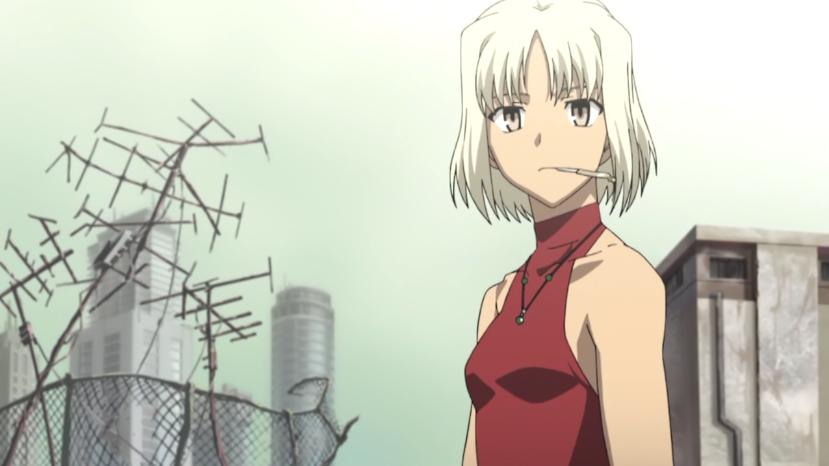 Resultado de imagen para canaan anime