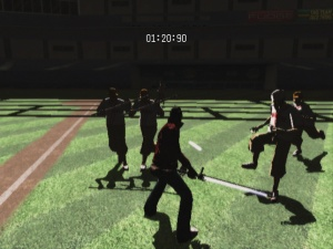 No More Heroes - Sombras Chafas