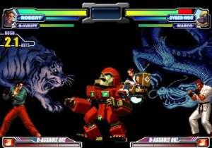 ¿Recuerdan cuando Ryo y Robert eran chingones en sus propios juegos?