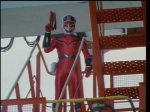 ¿En serio? ¿El 6to Ranger es Rojo?