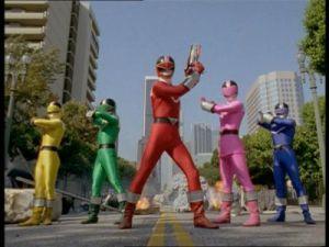Time Force es mi temporada favorita después de los Rangers en el Espacio