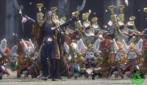 Como siempre los cinemas de Final Fantasy son muy bonitos (Pero no para hacer una pelicula, dios nos libre si lo vuelven a hacer por 3era vez).