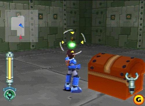 Megaman le entra al 3D... muchos odiaron el cambio