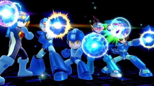Super Smash Bros... la máxima carta de amor para Megaman en estos últimos años