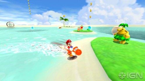 Yoshi está de regreso en este juego.