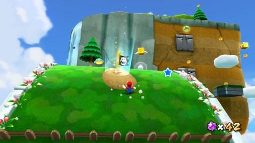 Algunos no sabemos por que Nintendo no quiere sacar una versión HD de los dos Mario Galaxy.