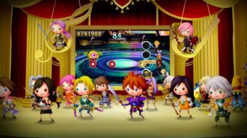 En Square-Enix aún se acuerda de este juego, Benjamin es el mono del centro.