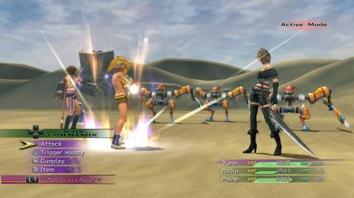 Final Fantasy X-2, un bonus que no debería darte gusto