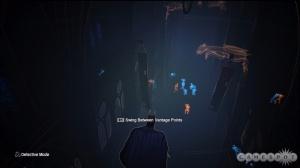 Las escenas de Stealth siguen presentes, mas vale que te acostumbres a la visión de Detective.