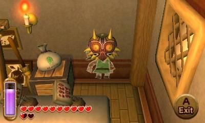 ¿Que diablos hace Link conservando esta cosa en su casa?