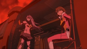 El modo historia cuenta con cinemas anime.