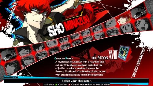 La pantalla de selección de nuestro juego sus 3 placeholder para los DLC