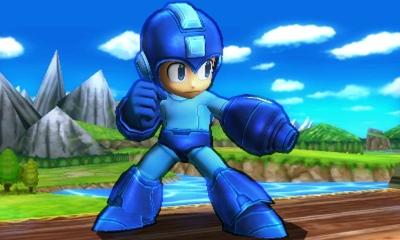 La mejor aparición de Megaman en años... tampoco es como si hubiera salido en muchos juegos.