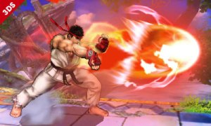 Nunca nadie pensó que Ryu aparecería en un Smash