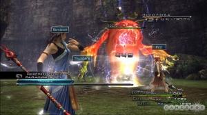 El juego vuelve a cambiar el sistema de combate para los que se quejan de que Final Fantasy nunca cambia nada