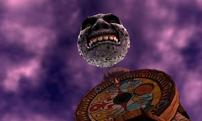 Así es, lo peor del remake está en el rediseño de la Luna