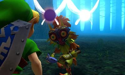 Para recordarles que Skull Kid nunca será jugable en Smash