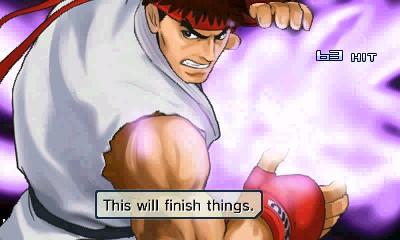 Imposible tener un Cross-Over con Capcom sin incluir a Ryu
