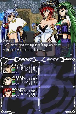 Este juego está repleto de dialogos absurdos que es dificil tomarlo en serio