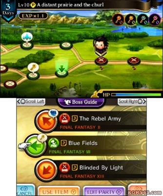 Pasa Quests para desbloquear mas cosas incluyendo personajes