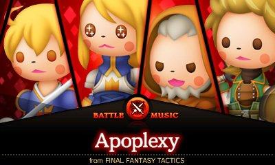 El juego incluye canciones de varios Spin-Offs como FF Tactics y Crystal Chronicles