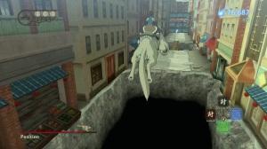 Lo que el juego necesitaba, una escena que copie descaradamente un juego para celulares