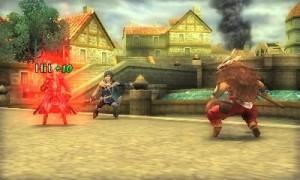 Ahora pueden participar 2 personajes en batalla