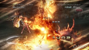 Al menos el juego posee los super gráficos clásicos de Final Fantasy
