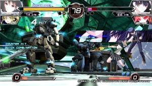 No solo los personajes populares son incluidos, el juego sirvió de plataforma publicitaria para los animes de Strike the Blood y Black Bullet