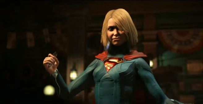 injusticesupergirl