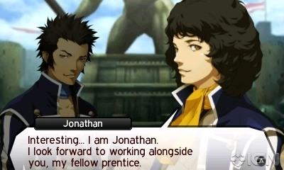 Gusto en conocerte Jonathan Joestar