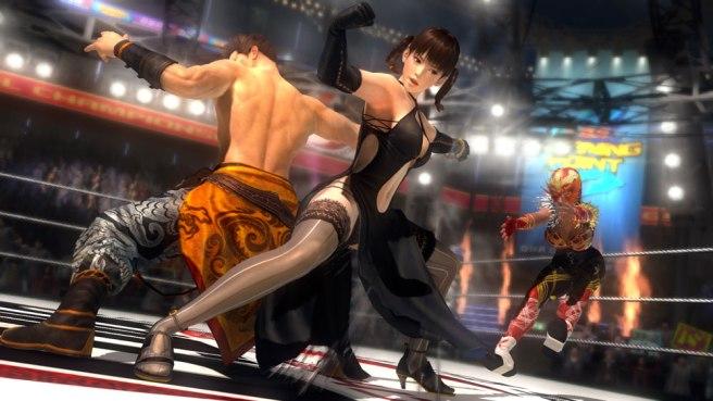 El juego incorpora peleas de equipos de dos personajes