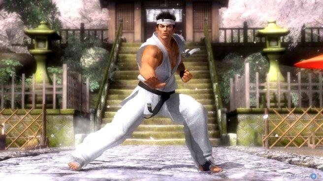Akira Yuki y otros personajes de Virtua Fighter se unen al juego como invitados