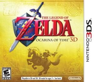 Al modo, Japón y Europa recibieron un hermoso Artwork de Link cabalgando en el atardecer y aquí recibimos una cochinada cromada de oro
