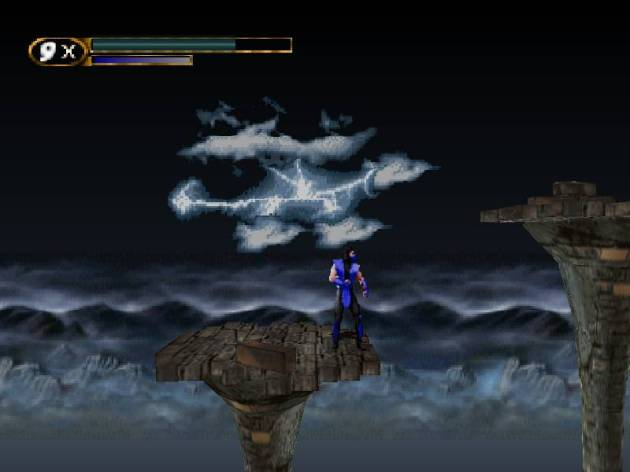 Desearía estar jugando un Mortal Kombat de verdad... y los de Midway desearían haber hecho uno...