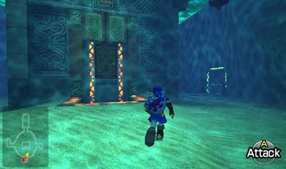 Hay que agradecer a Nintendo por hacer que muchos jugadores jovenes conozcan lo horrible del Templo de Agua