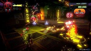 Acción total como la de Ninja Gaiden con una matanza de zombies agregada