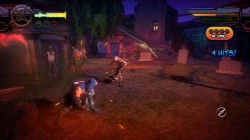 Los gráficos estilo Comic lucen de maravilla en este juego