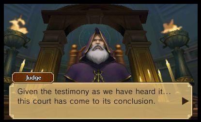 Ni viajando a la edad media nos libramos del juez
