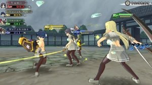 Esta entrega de Senran Kagura incluye un modo Multiplayer, algo nuevo en la serie