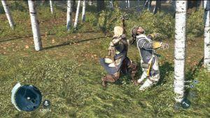 Assassin's Creed III es quizás el mas violento de la saga hasta el momento