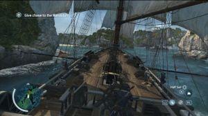 Batallas Navales, por que eso es lo que uno piensa cuando habla de Assassin's Creed, sorprendentemente, son muy entretenidas