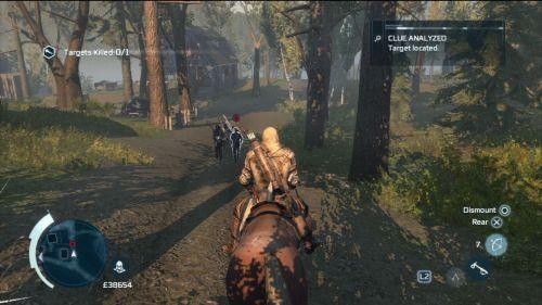 El poder andar a caballo regresa después de que esta opción no estaba en Revelations