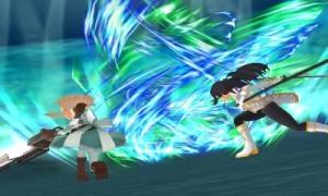 También puedes ejecutar Secret Ninja Arts entre parejas para causar mas daño a todos los enemigos en pantalla
