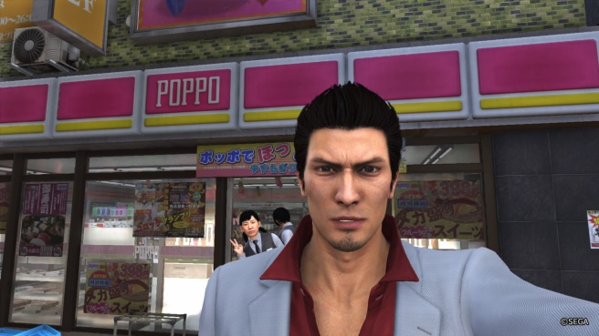 YAKUZA 6: The Song of Life Hotel District